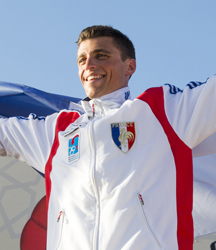 Thomas Jeannerot French professional skydiver