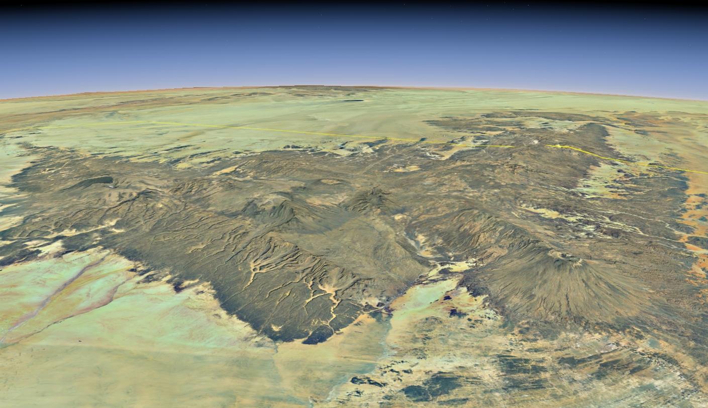 Massif Du Tibesti Wikiwand