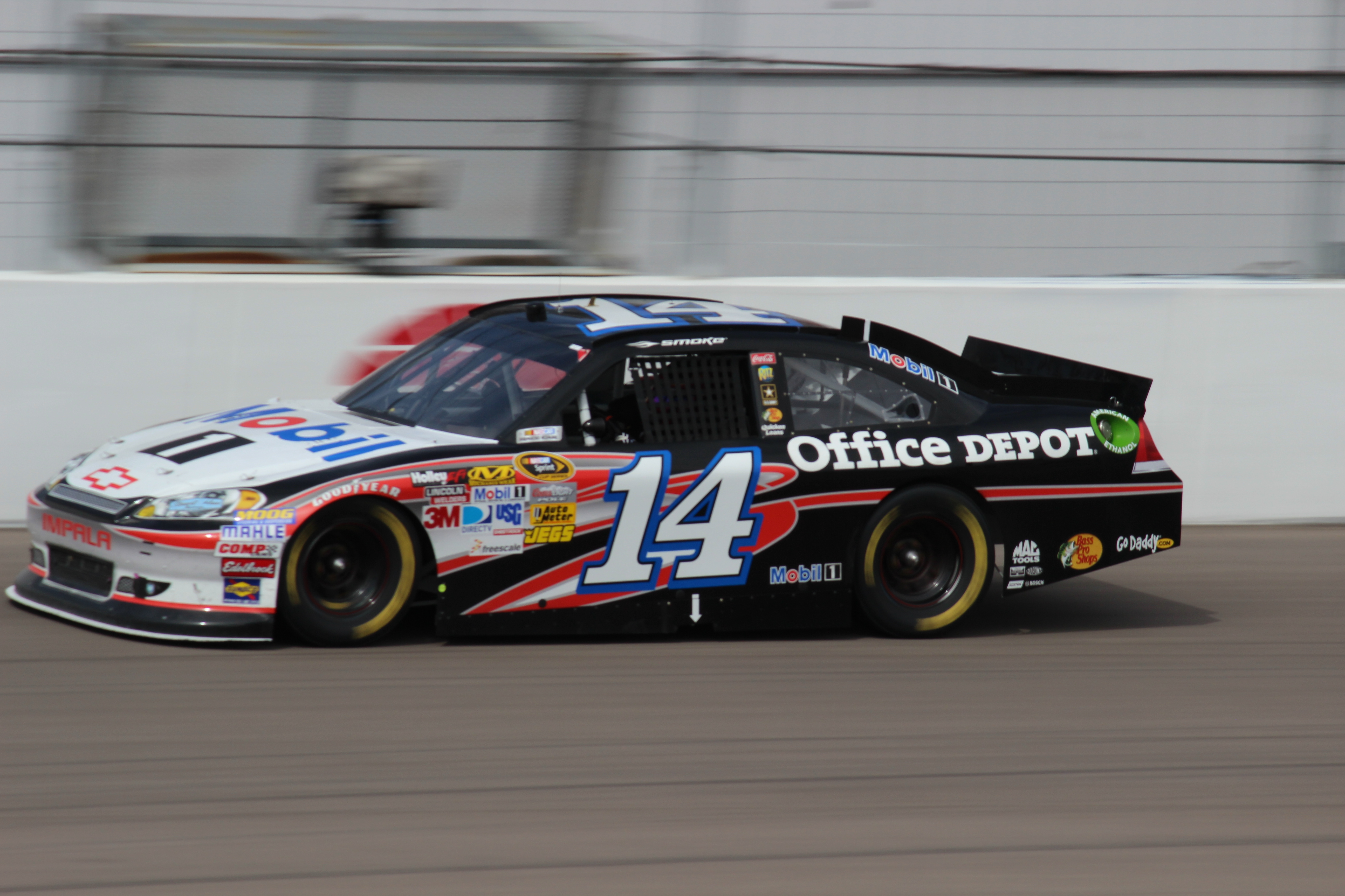 Old Nascar Cup Cars For Sale