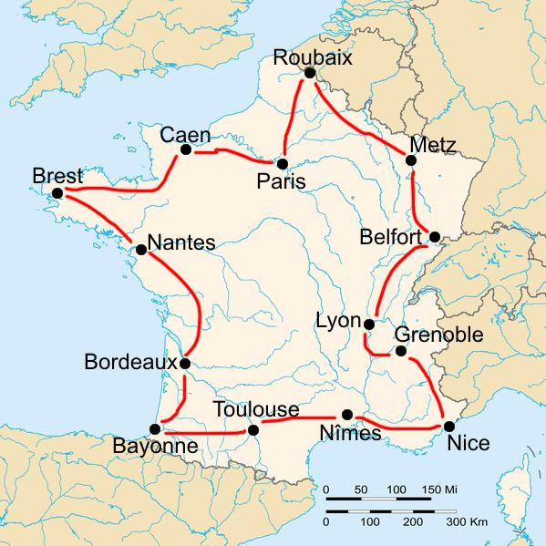 Tour De Francia  En Vivo Caracol