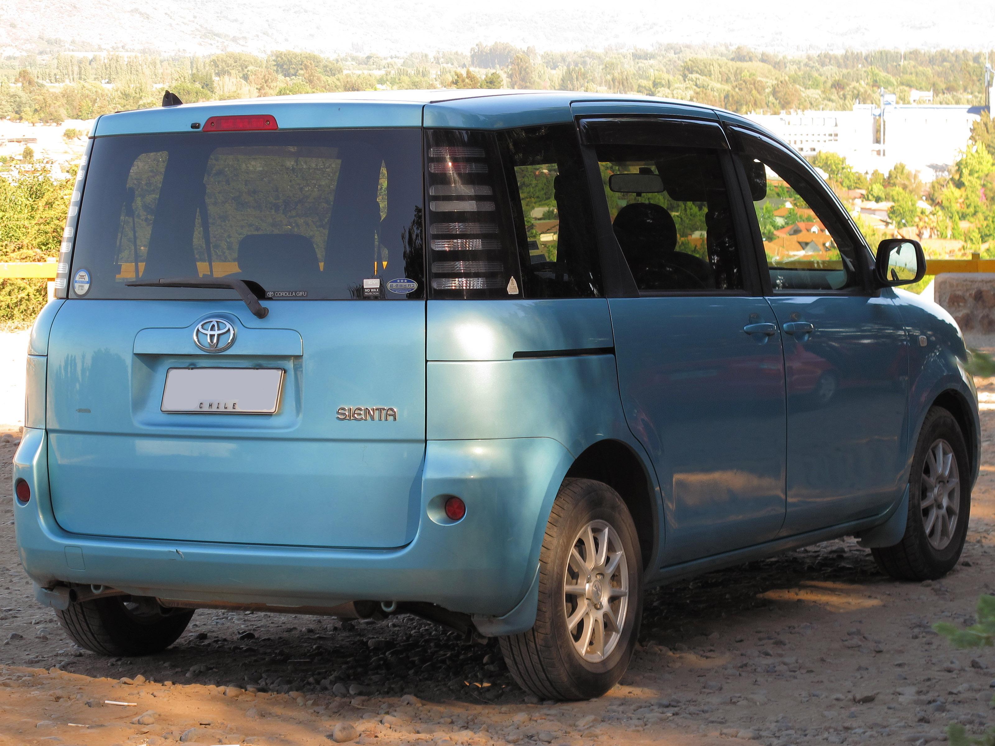 Toyota Sienta Wikipedia Fuse Box Avensis 2007 2003 2006