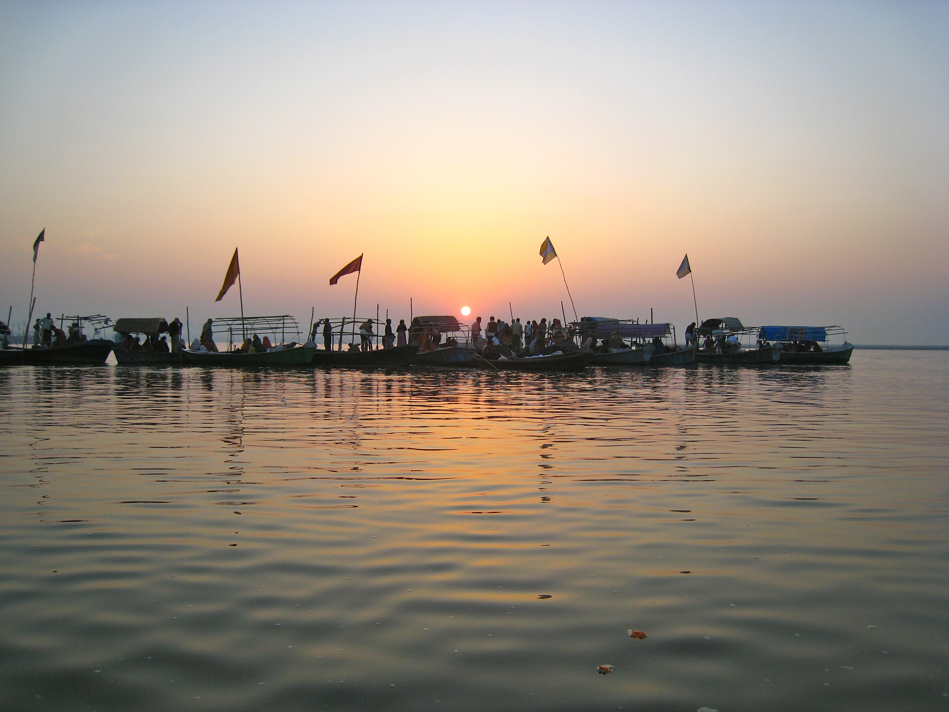 Ganga and Yamuna