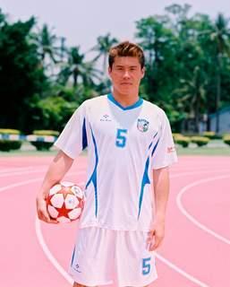 Tsai Hsien-tang Taiwanese footballer
