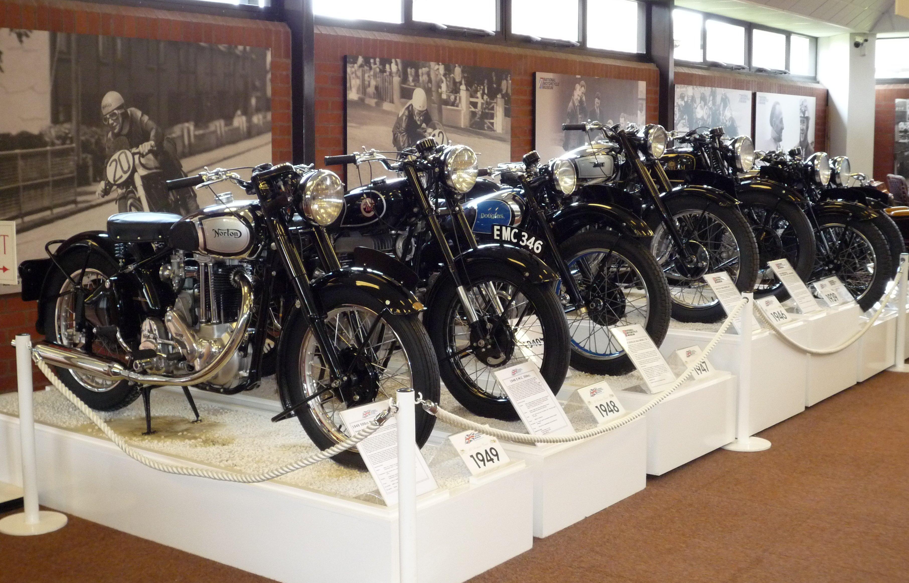 Motorcycle Museum Birmingham Uk