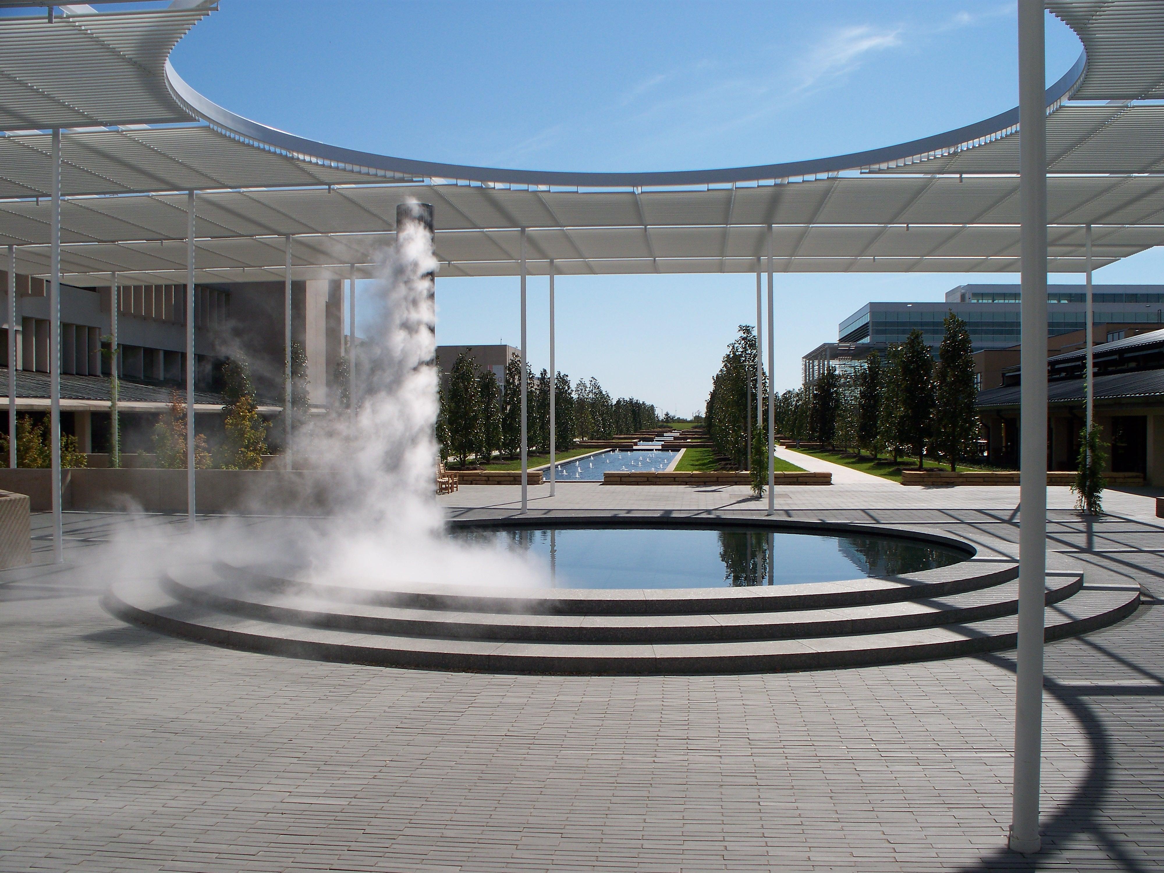 Landscape architecture link