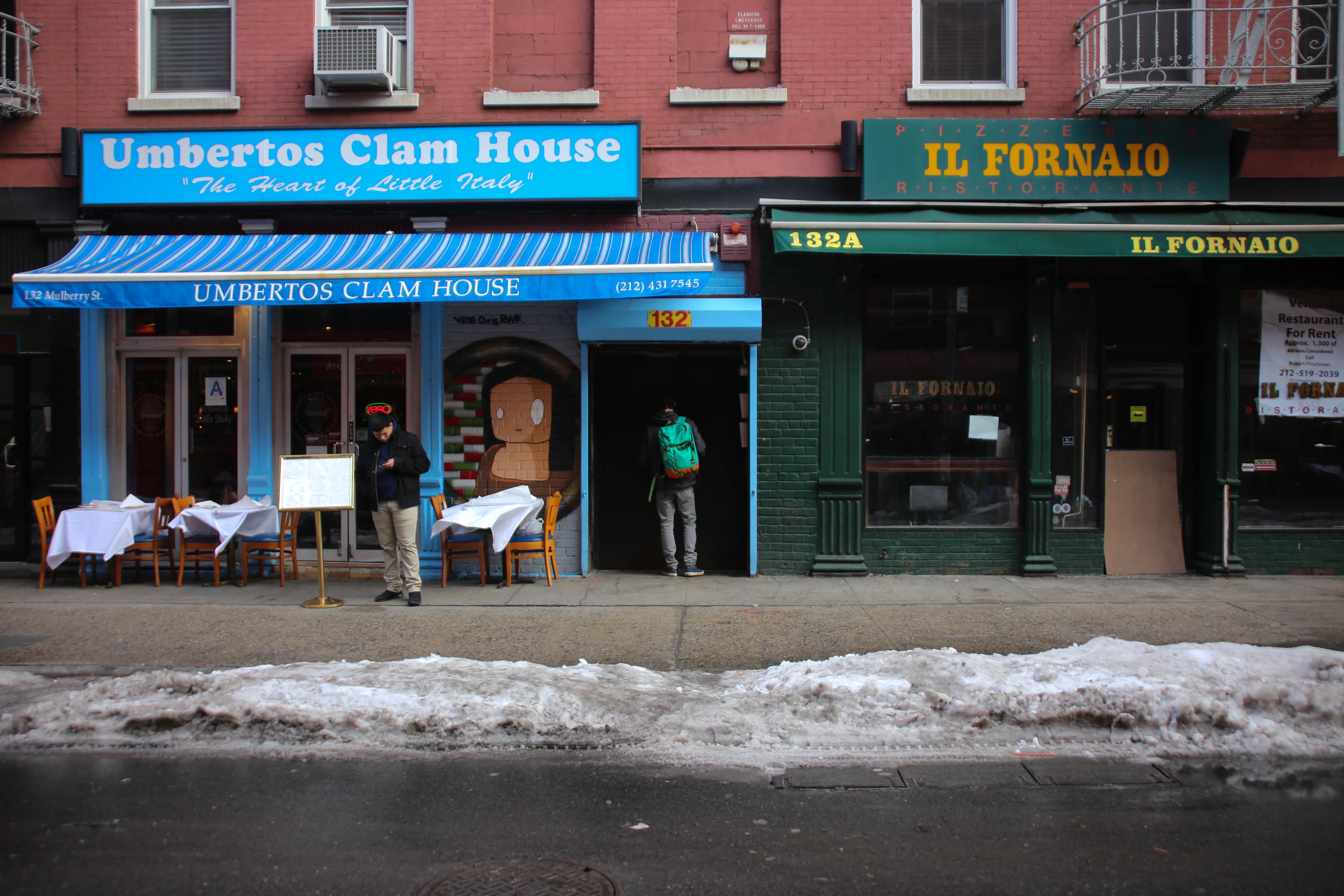 Umberto's Clam House - Wikipedia