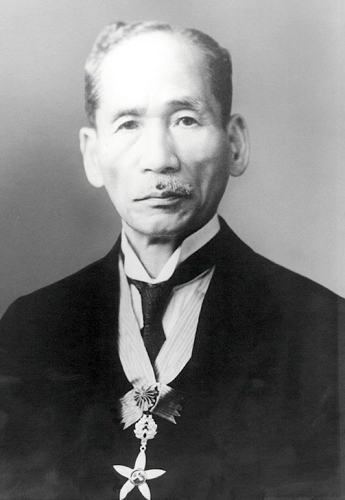 鈴木 梅太郎(Umetaro Suzuki)Wikipediaより。