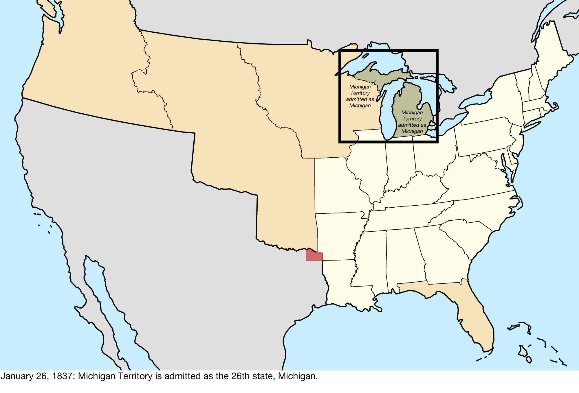 Territorial evolution of the United States - Wikipedia