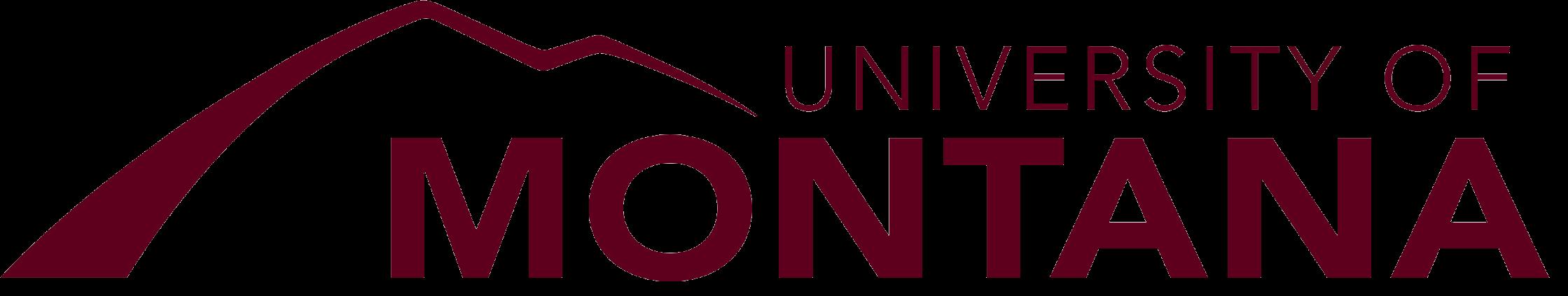 Logo of University of Montana