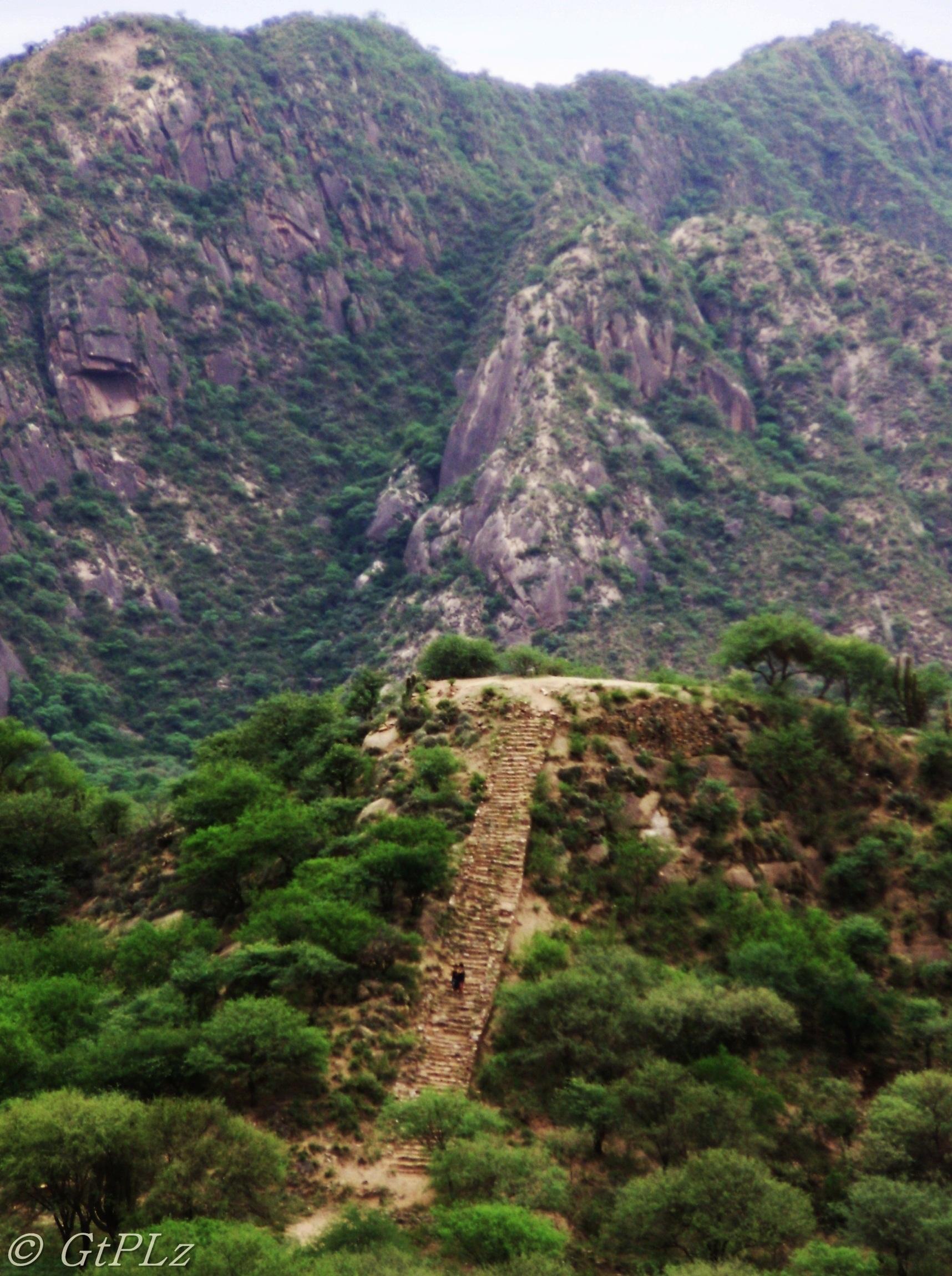 Les Ruines du Shincal - Province de Catamarca