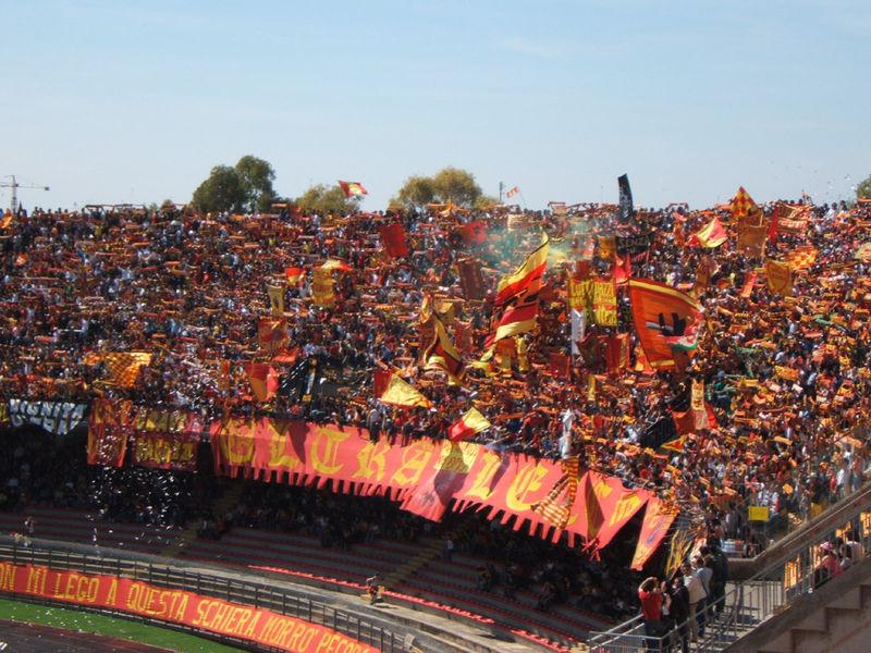 Depiction of Unione Sportiva Lecce