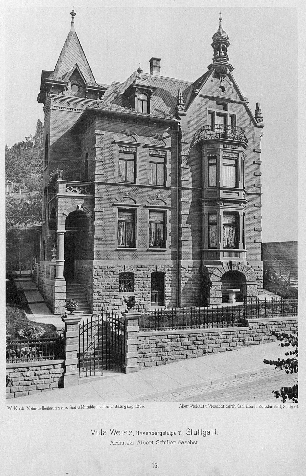Datei Villa Weise Hasenbergsteige 11 Architekt Albert