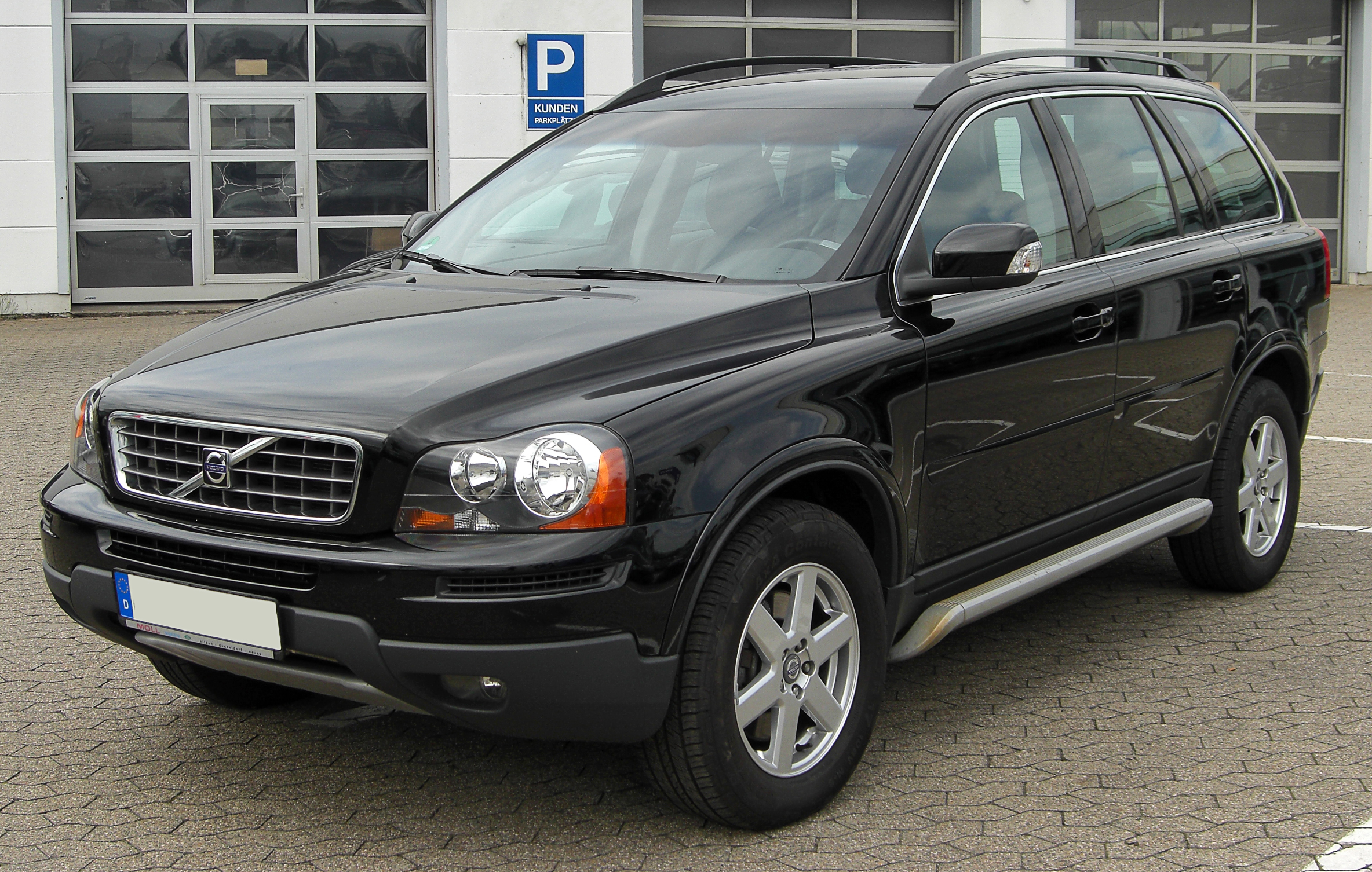 file volvo xc90 d5 awd facelift front. Black Bedroom Furniture Sets. Home Design Ideas