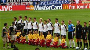 3564c1900 Reprezentacja Niemiec przed decydującym o wyjściu z grupy meczem z Czechami