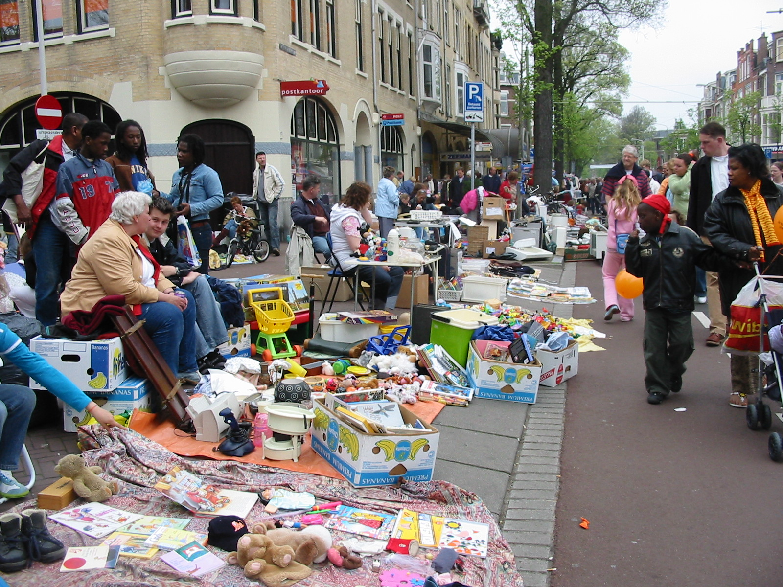 Food Market Amsterdam Sunday