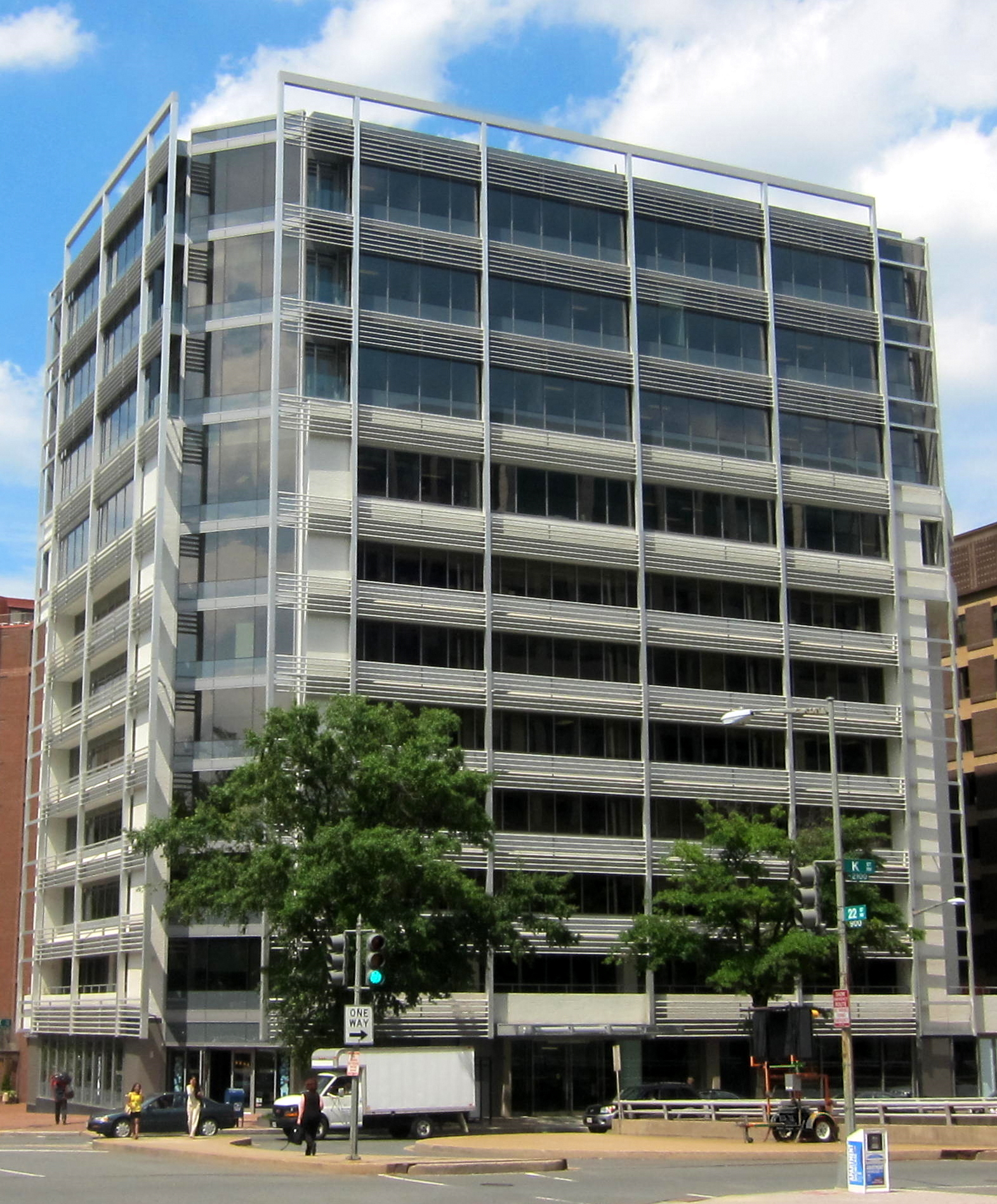 Washington Buildings