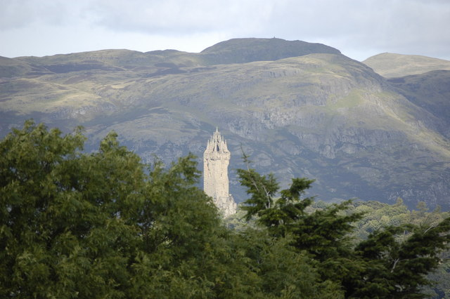William Wallace Monument - geograph.org.uk - 1484156