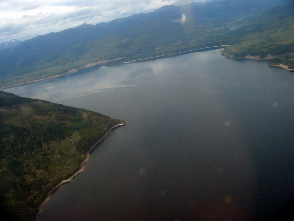 Opinions on williston lake for The williston
