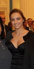 2 time Olympic Champion Evgenia Kanaeva (2008 Beijing and 2012 London)