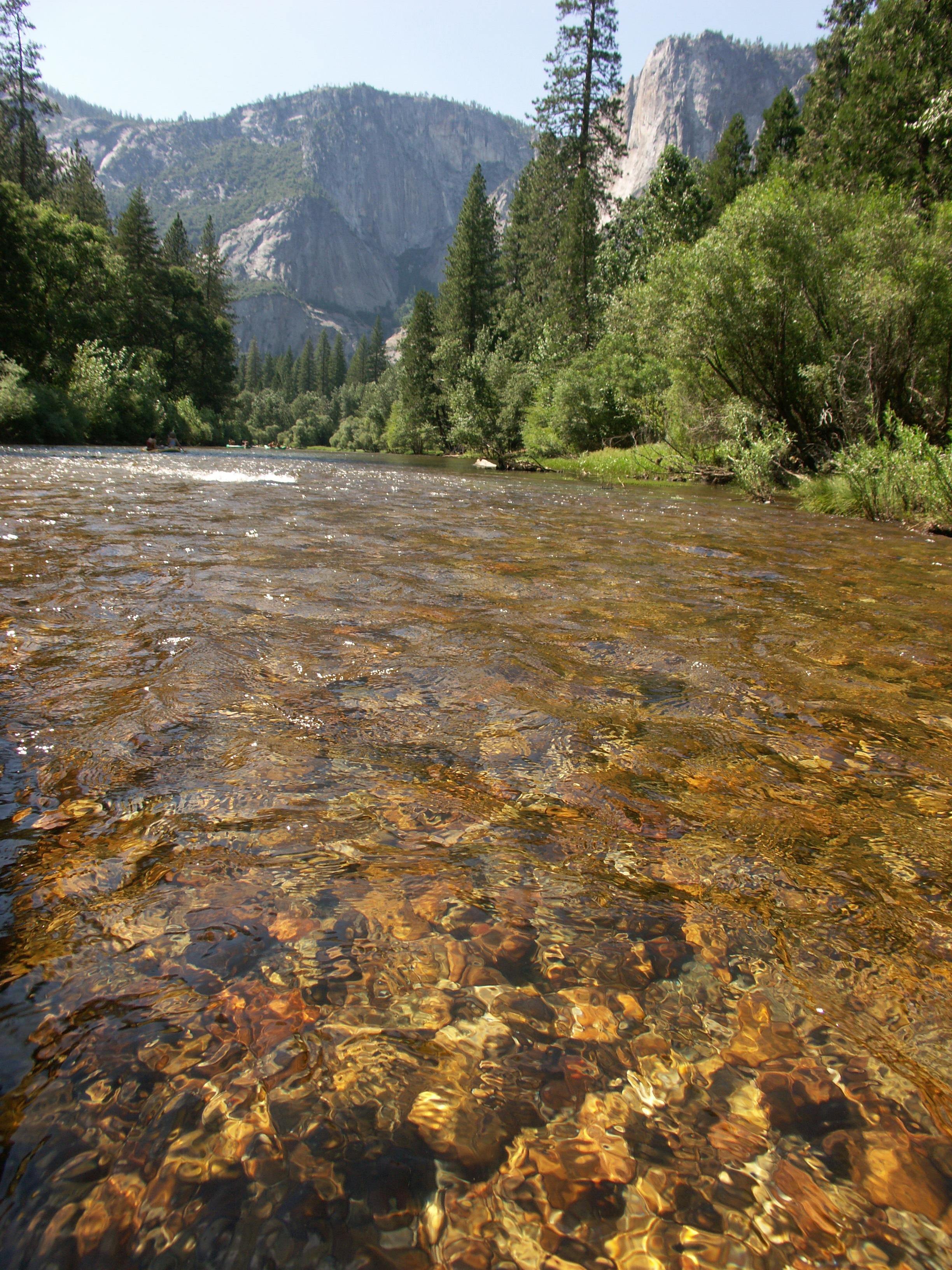 Image gallery mercedriver for Fishing in yosemite