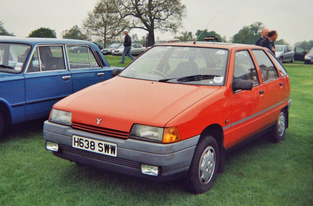 Ford Used Car Dealership London