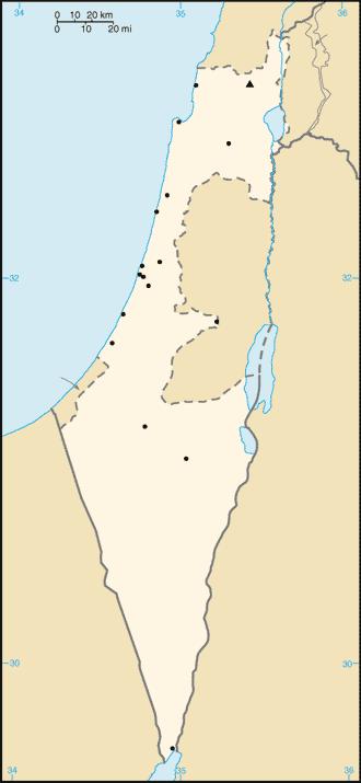 izrael térkép Sablon:Izrael térkép – Wikipédia