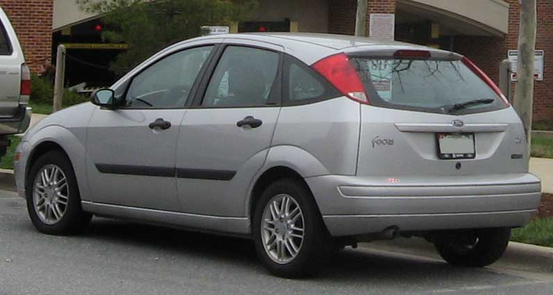 Ford Focus Click Opens Multiple Cars