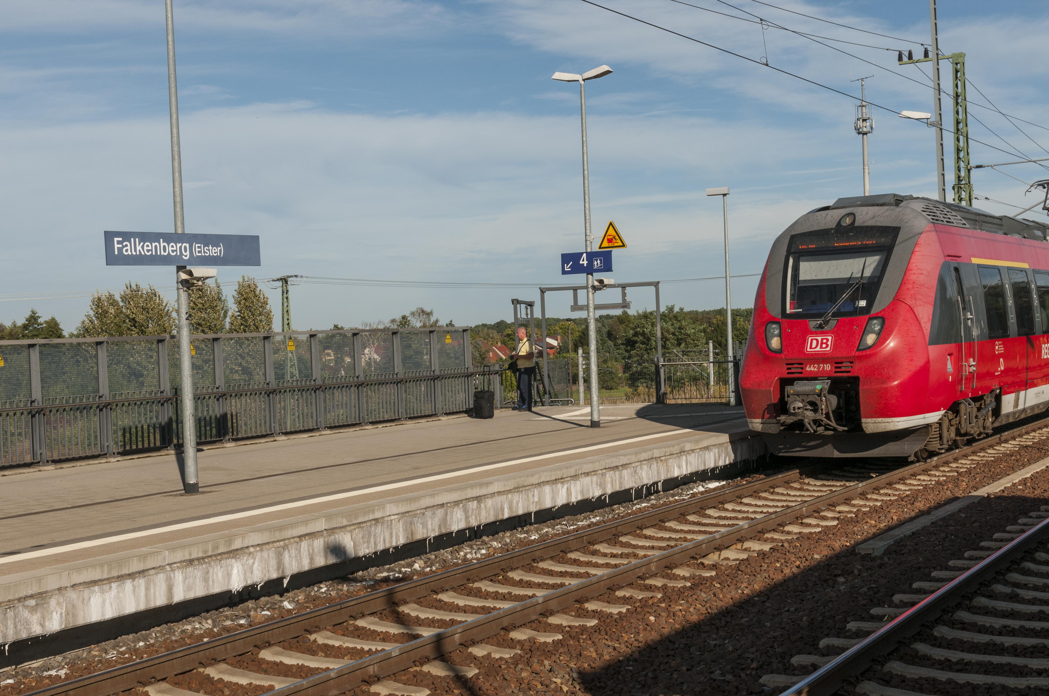 Hure Falkenberg/Elster