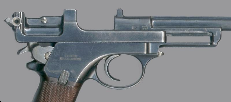 Steyr Mannlicher M1901 | Military Wiki | FANDOM powered by Wikia