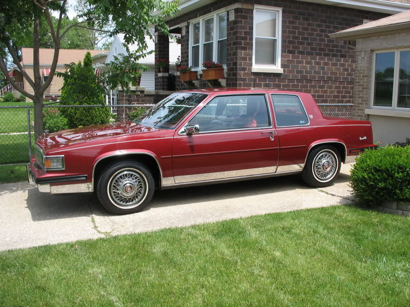 File 1985 Cadillac Coupe Deville Jpg Wikimedia Commons