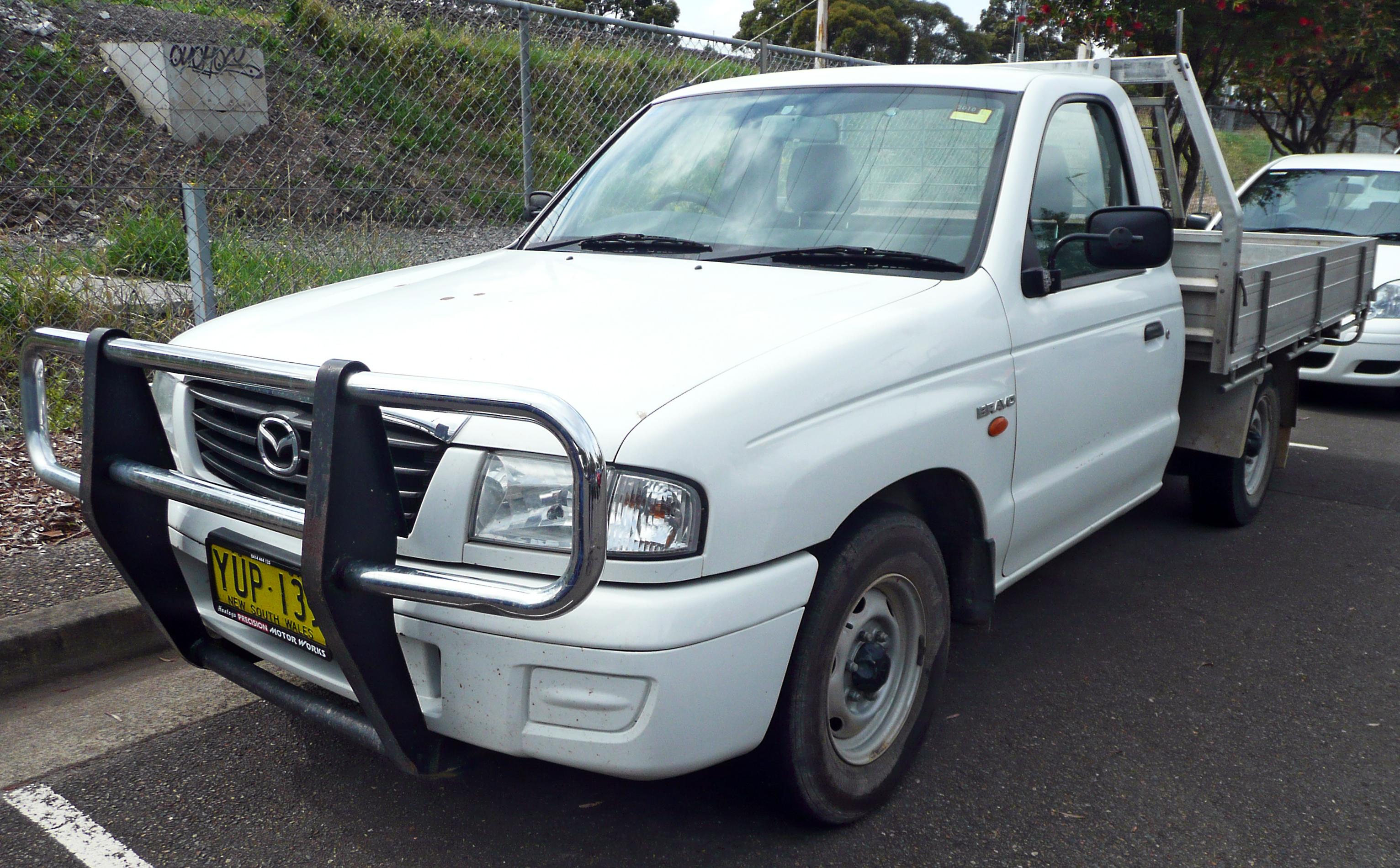 Mazda bravo 2006