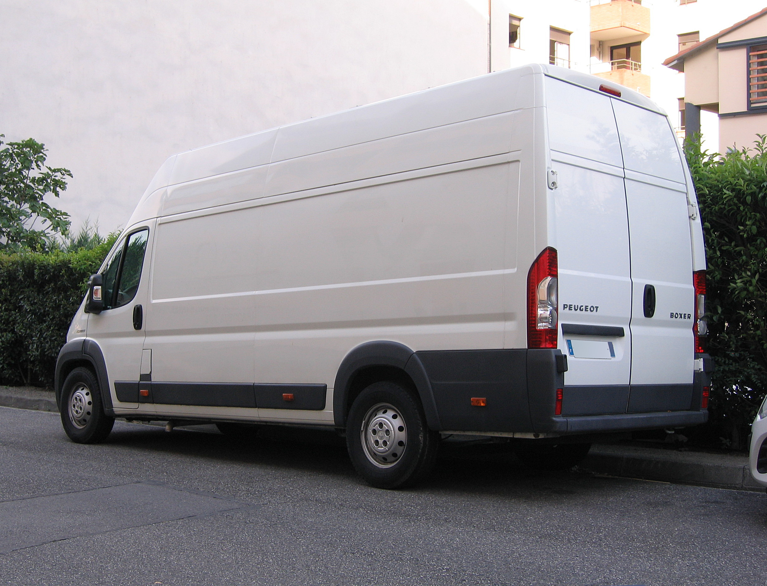 file 2006 2014 l4h3 peugeot boxer panel van rl jpg wikimedia commons. Black Bedroom Furniture Sets. Home Design Ideas