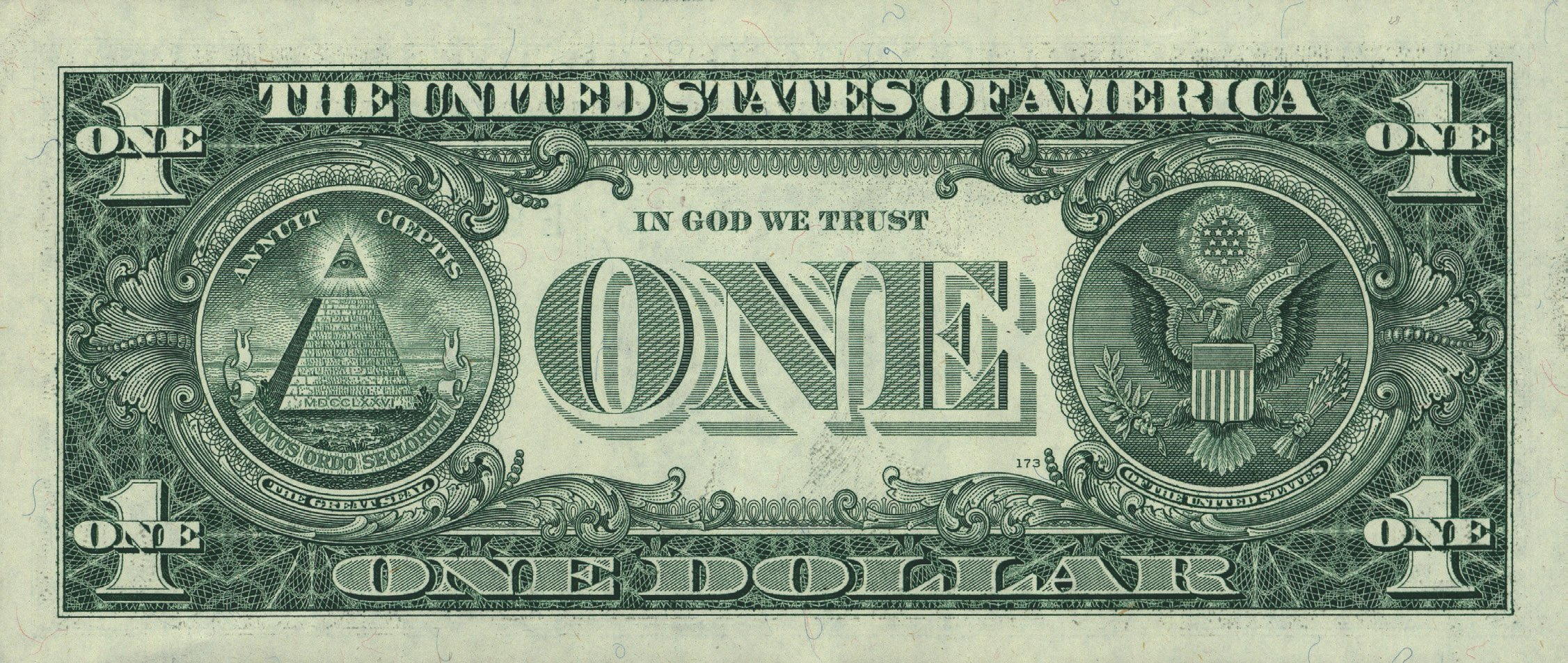Secret illuminati symbols hidden intelligently on the dollar bills the 1 bill and fdr biocorpaavc Images