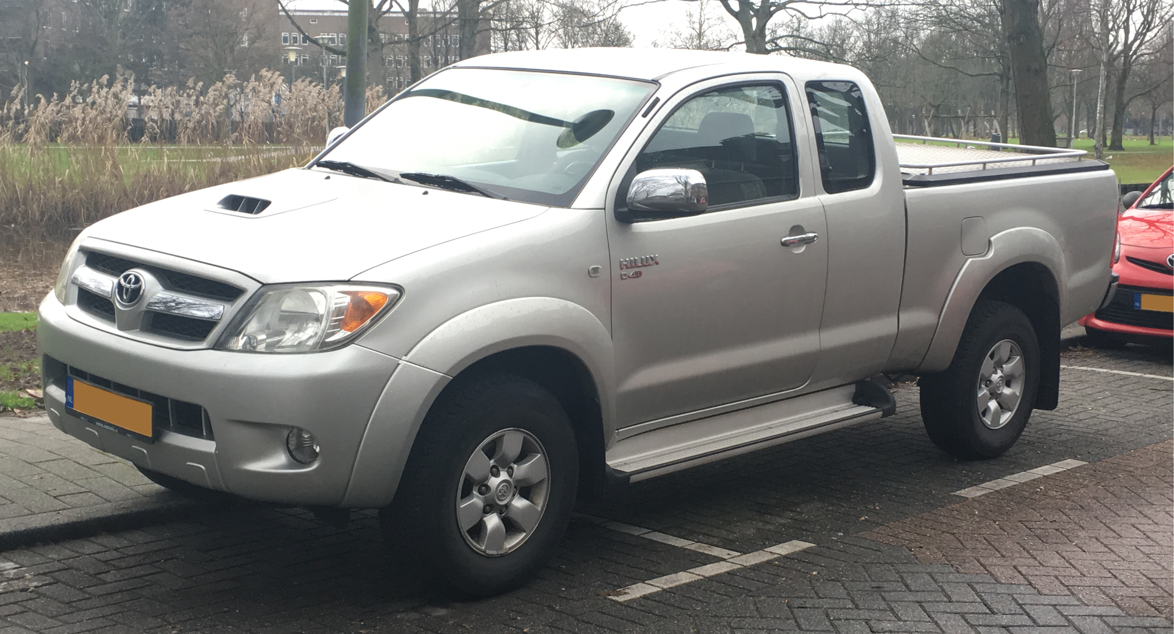 Kekurangan Toyota Hilux 2008 Tangguh