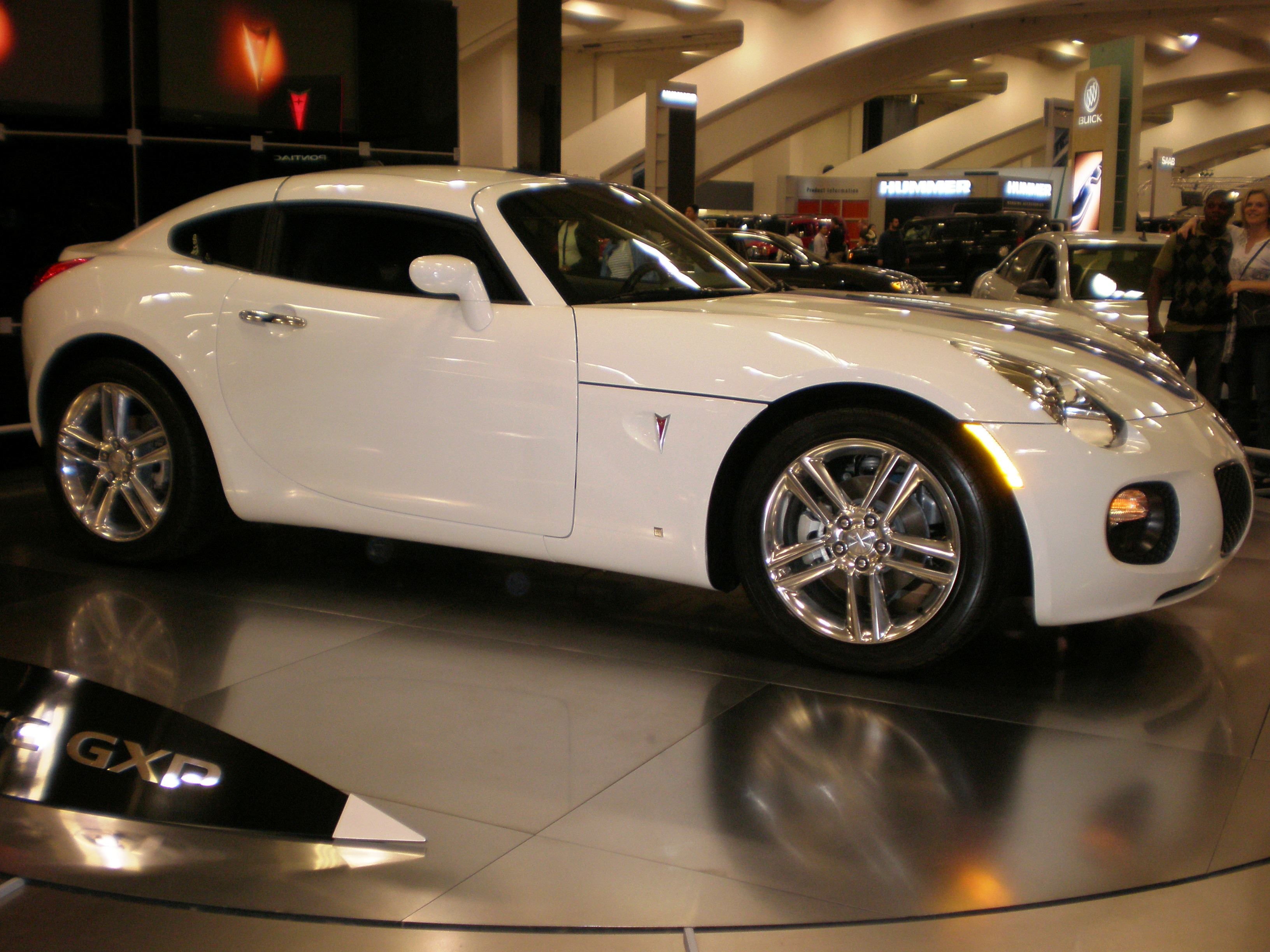 File 2009 Pontiac Solstice Gxp Turbo Coupe Right Side Jpg