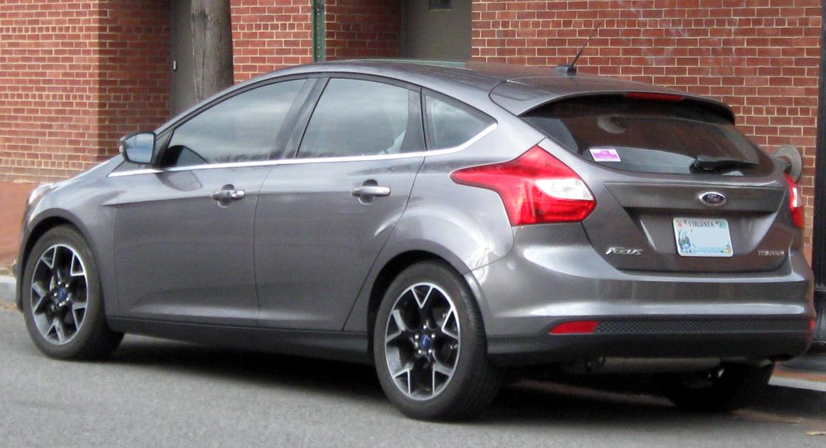 description 2012 ford focus titanium 01 07. Cars Review. Best American Auto & Cars Review