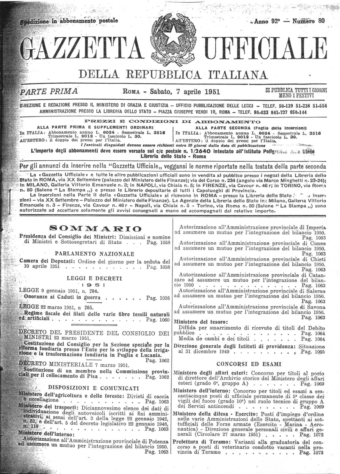 Gazzetta ufficiale della repubblica italiana wikipedia for Struttura politica italiana