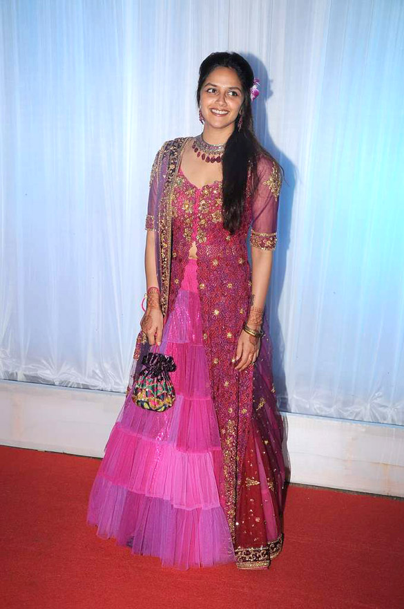 Fileahana Deol At Esha Deols Wedding Reception 11g Wikimedia