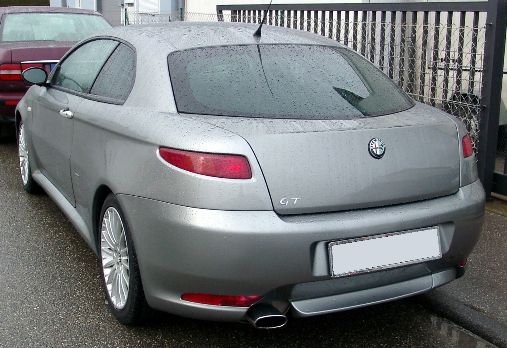 File:Alfa Romeo GT rear 20080419.jpg - Wikiquote