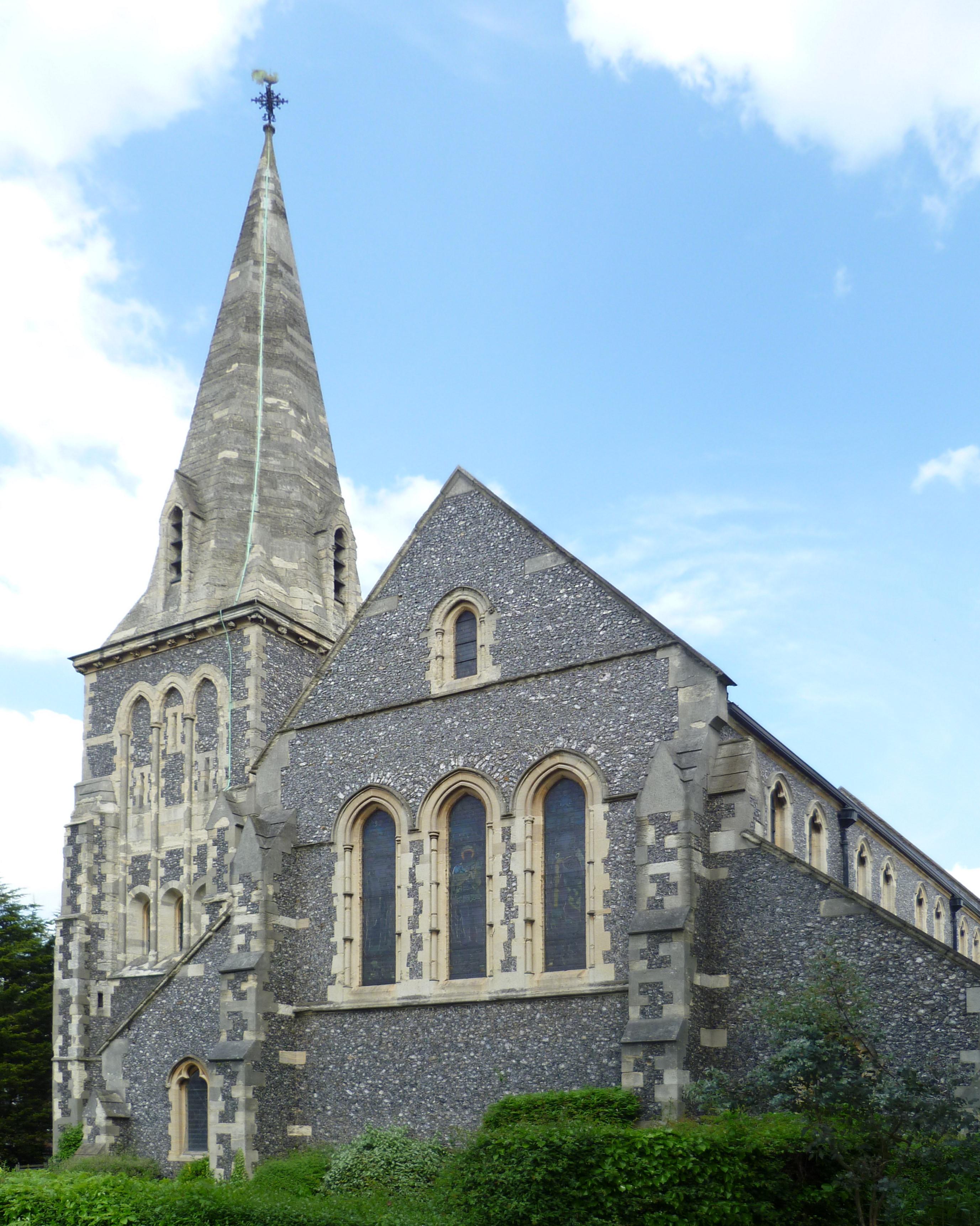 List of churches in the London Borough of Barnet - Wikipedia