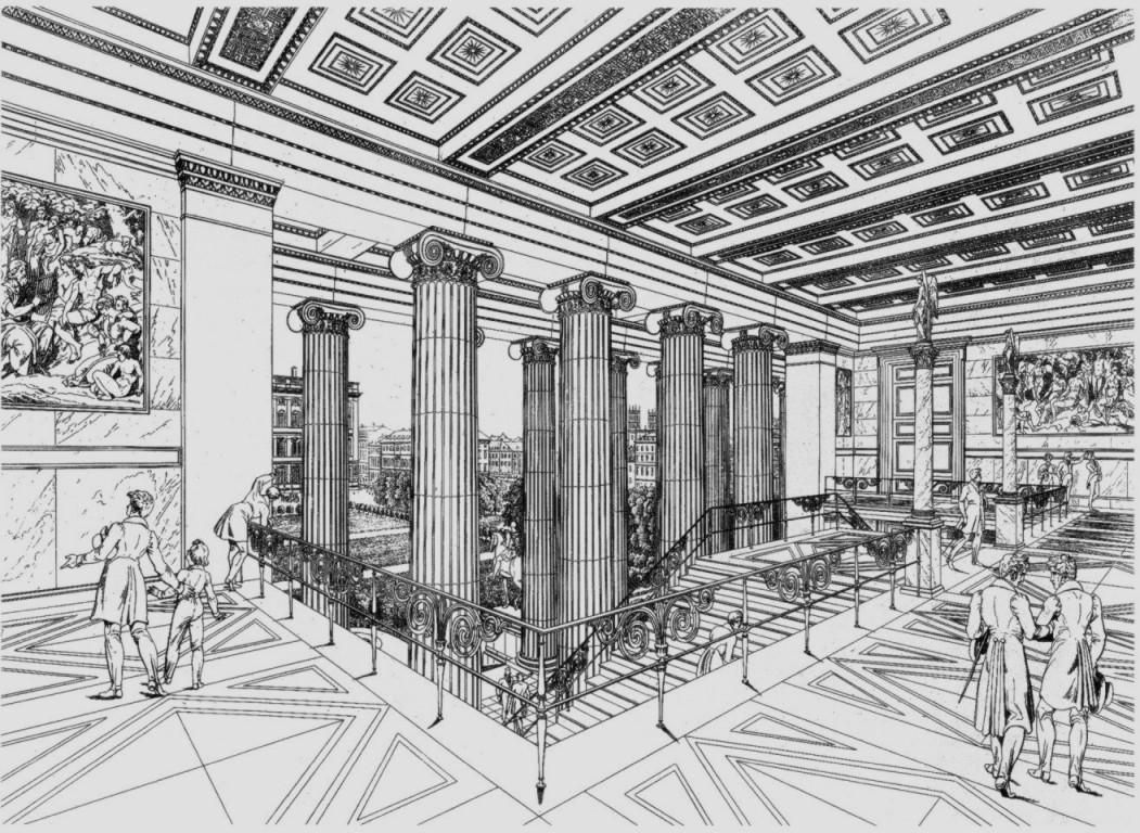File:Altes Museum Treppe Schinkel.jpg - Wikimedia Commons