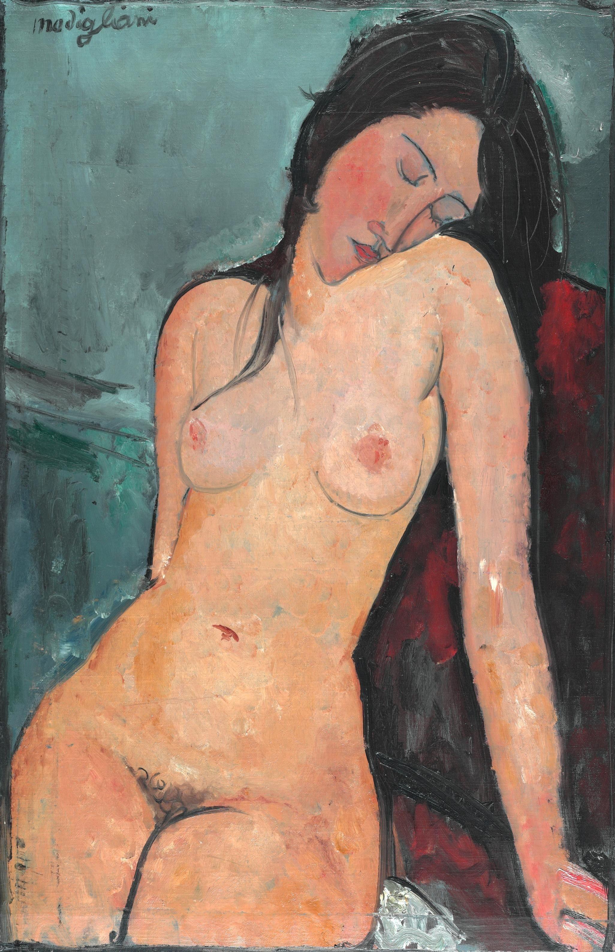 Art female naked softcore vids