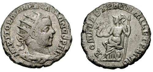 Depiction of Viminacium