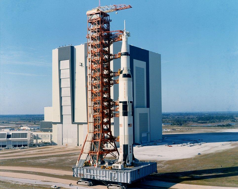 La reine des fusées : Saturn V