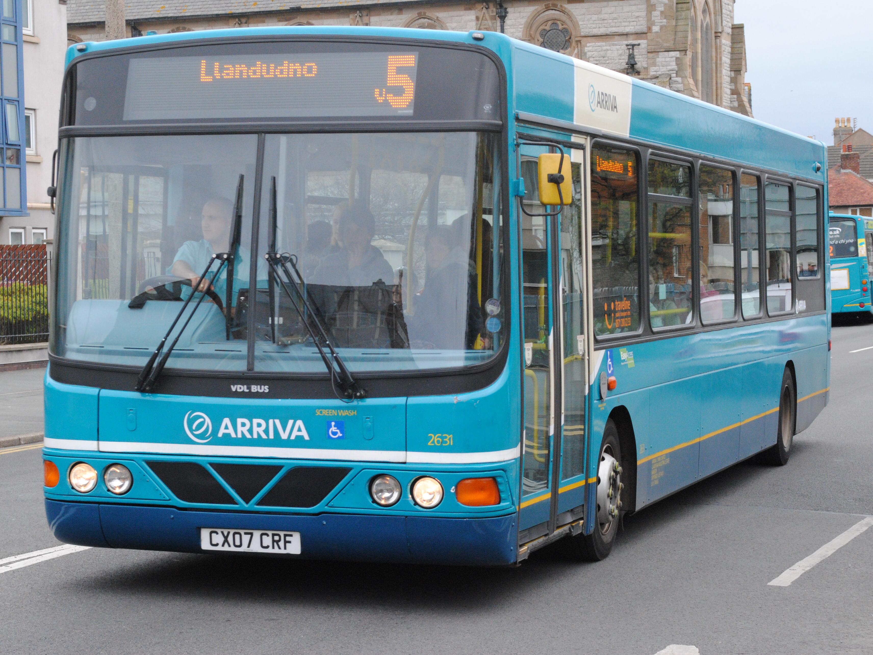 File:Arriva Buses Wales Cymru 2631 CX07CRF (8717443428).jpg
