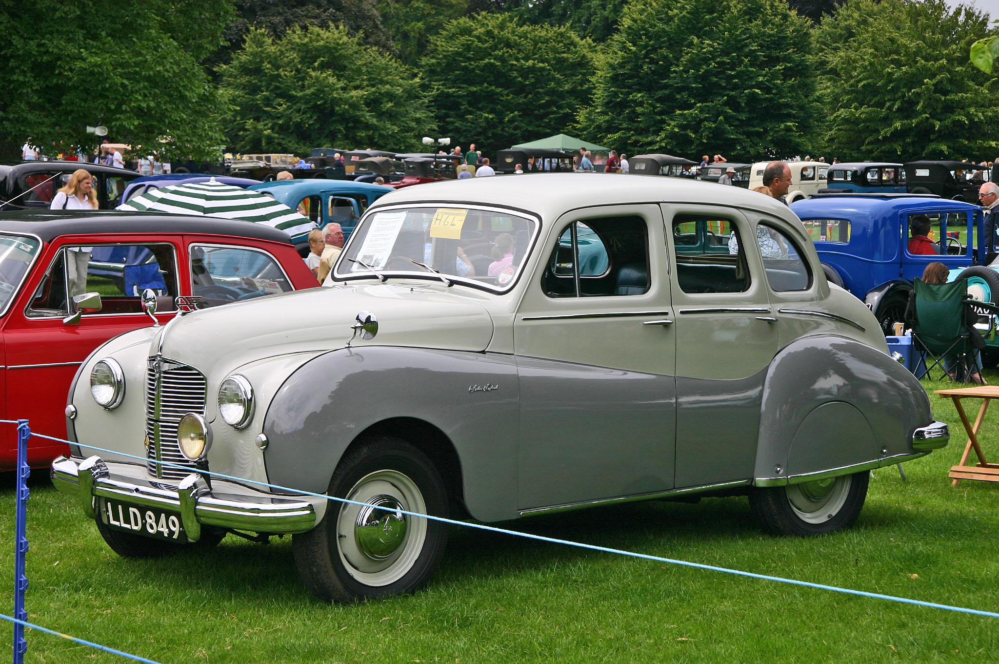 Hampshire Car Sales Hook
