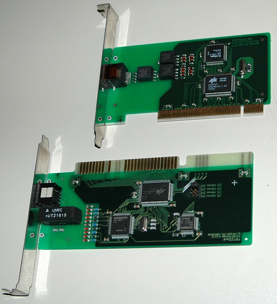 AVM ISDN FRITZ!CARD PCI TREIBER WINDOWS 7