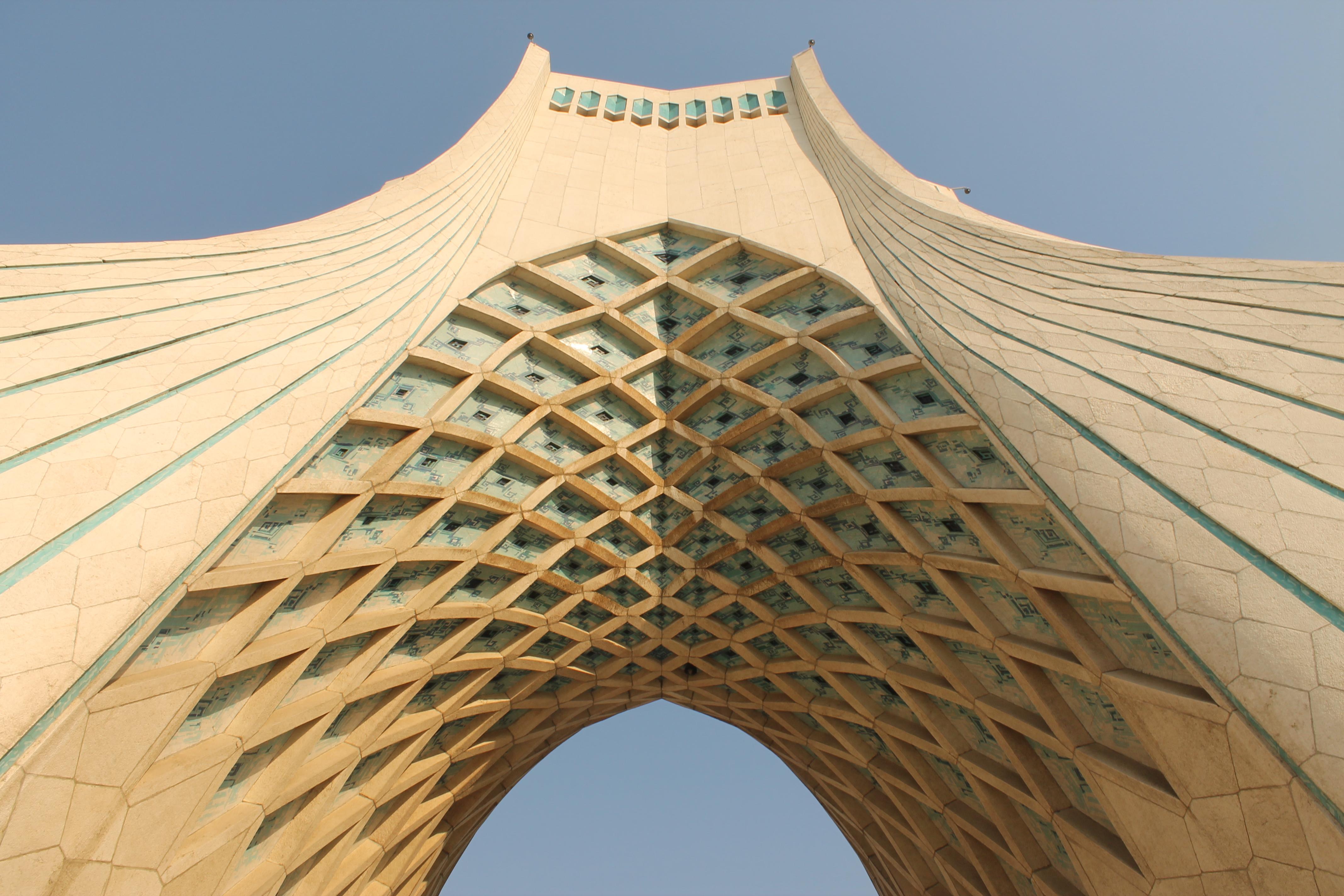 File:Azadi Tower - Tehran- Iran (3).jpg - Wikimedia Commons