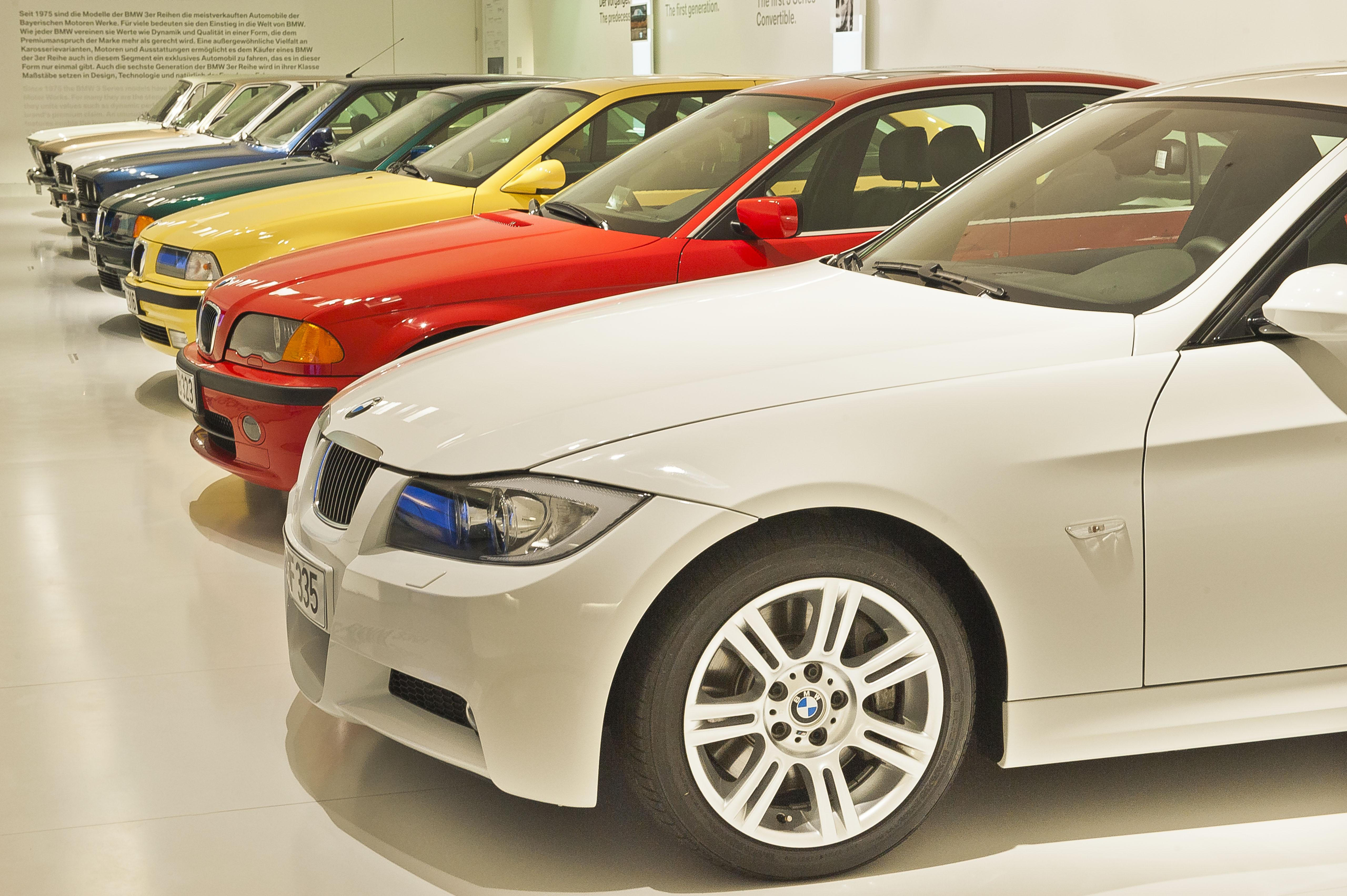 BMW E46 Série 3 2 Portes Cabriolet Noir M3 Portière Électrique Rétroviseurs