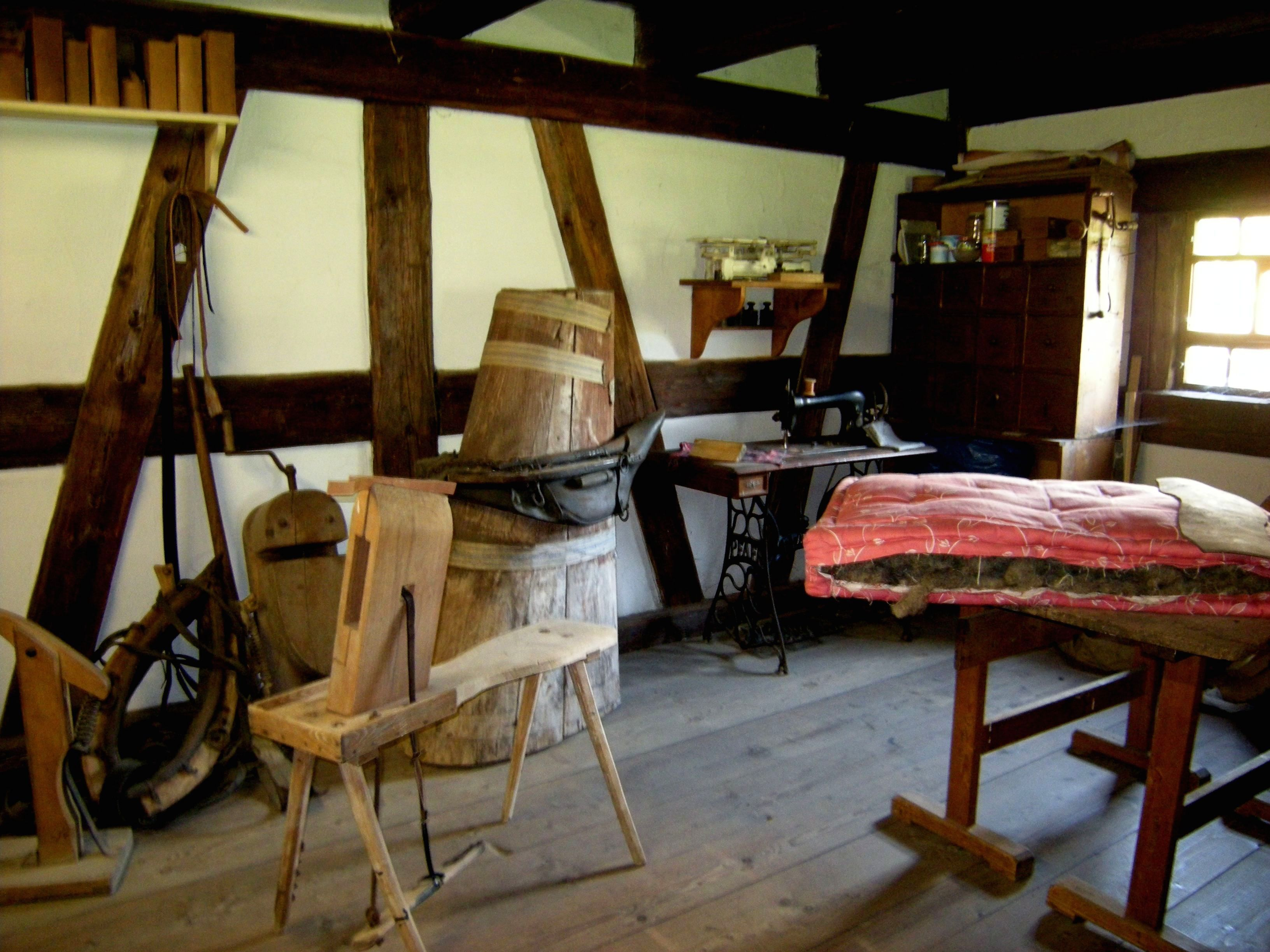 File bad schussenried museumsdorf k rnbach utensilien im for Utensilien bad